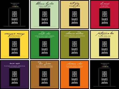 Te Inti Zen 12 Cajas A Elección