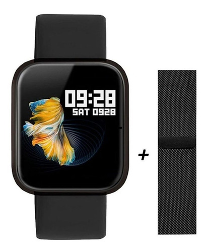 Relógio Smart Watch Oled Pro/ P70 C/ Duas Pulseiras Original