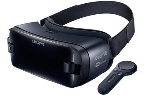 Lentes De Realidad Virtual Samsung Gear Vr Sm-r323 + Control