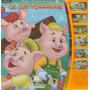 Livro Sonoro Minha História Favorita Os Três Porquinhos