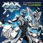 Livro Max Steel A Turbo Energia Das Ciranda Cultural
