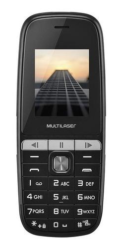 Celular Multilaser Up Play Dual Sim 32mb P/ Idoso Câmera Mp3