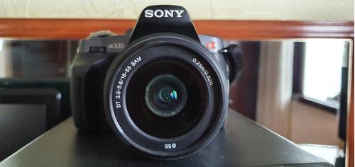 Câmera Fotográfica Sony Alpha 330 Ler O Anuncio