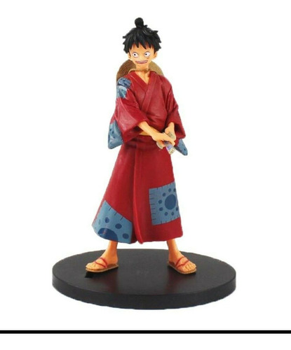 One Piece Action Figure Luffy Wano Editon!!!