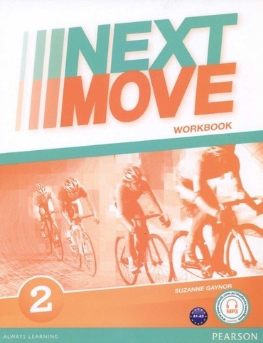 Next Move 2 - Workbook W/audio - Covill Charlote