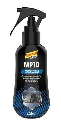 Cristalizador De Vidros Mp10 Limpa Vidro Mundial Prime Spray