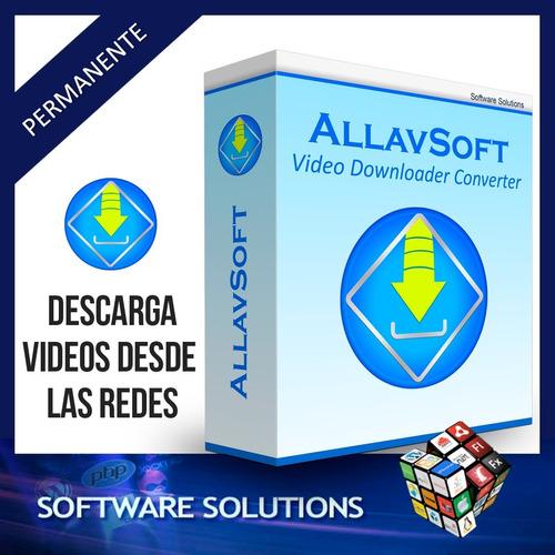 Allavsoft Video Converter 2020 - Baja Y Convierte Vídeos