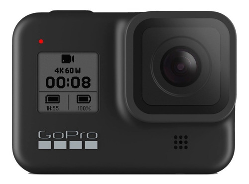 Cámara Gopro Hero8 4k Chdhx-801 Ntsc/pal Black