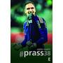 Livro Prass38 Fernando Prass, Grande Idolo Do Palmeiras