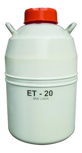 Termo Criogenico Mve Et20 Nitrogeno Liquido