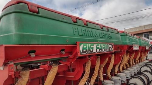 Plantadeira Planti Center Modelo Big Farm 17 Linhas