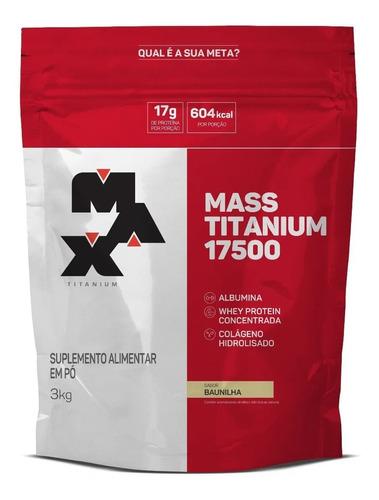 Hipercalorico Mass Titamium 17500 Max