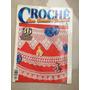Revista Crochê 24 Barrados Toalha Colcha Lençóis Fronha L125