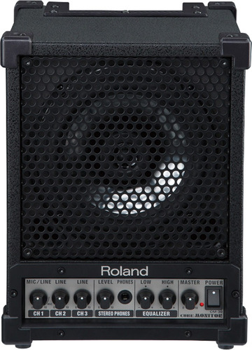 Amplificador Roland Multi Uso Cm-30 30 W Rms