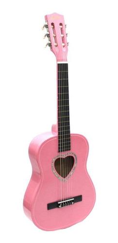 Violão Clássico Infantil Kauthon 941  Rosa Direita