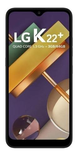 LG K22+ Dual Sim 64 Gb Titan 3 Gb Ram