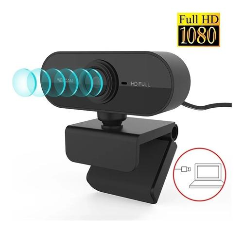 Webcam Com Microfone  Full Hd 1080p Gamer Aulas Online Live