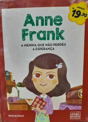 Coleção Folha Grandes Biografias Para Crianças Vol. 04