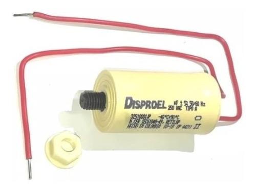 Condensador Marcha O Arranque Disproel 20µf 250vac 60hz Cbb