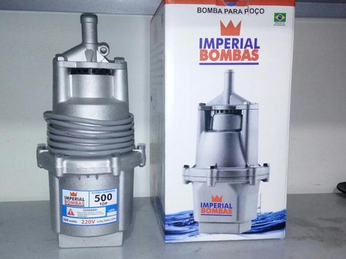 Bomba Sapo Imperial 300 Watts 127v Ou 220v Saida 3/4 Pol.