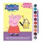 Livro Peppa Pig Livro Para Pintar 01