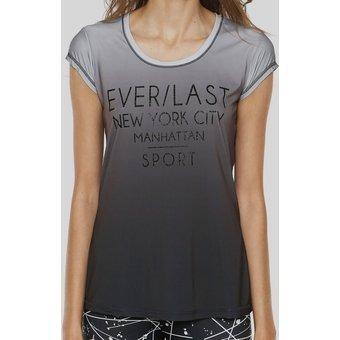 Everlast - Polera Shade Off Negro
