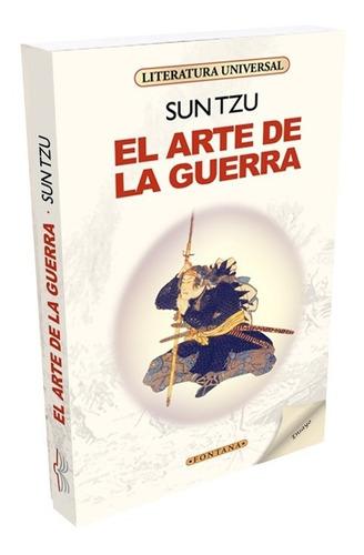 El Arte De La Guerra - Sun Tzu - Libro Nuevo - Original