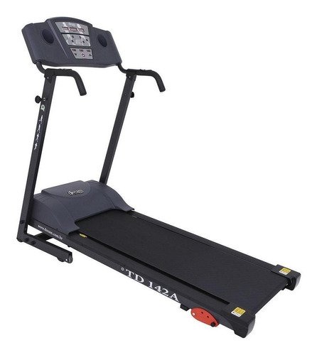 Esteira Elétrica Dream Fitness Td 142 A 110v/220v Preta