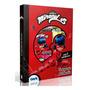 Box Com 6 Livros Ladybug Miraculous Os Segredos Dos Herois