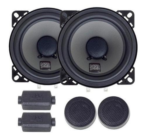 Kit 2 Vias 400-cs-1 / 100 Wrms - Nar Audio (alto Falantes)