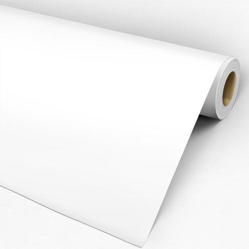 Adesivo Vinil Lavável Branco Brilho Ou Fosco Envelopamento