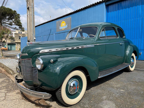 Chevrolet 1940 Coupé De Luxe
