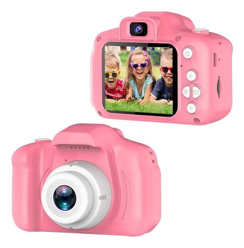 Camara Fotos Digitales Compacta Niños Gadnic Ck32 + Juegos