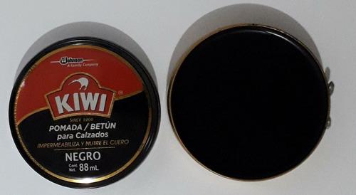 Graxas Kiwi Preta Nutre Impermeia A N° 1 Mundo Do