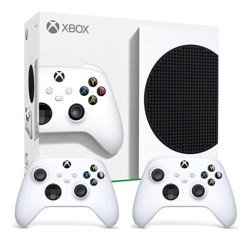 Novo Xbox Series S 512gb Ssd C\ 2 Controles - Receba Hoje Sp
