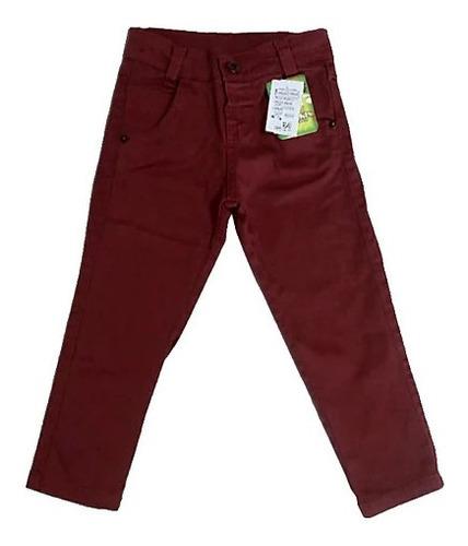 Calça Jeans Infantil Masculina Roupa Brim Meninos