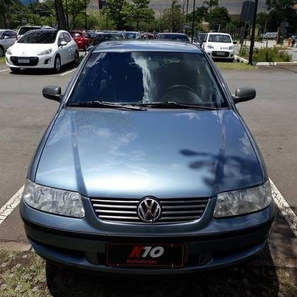 Volkswagen Gol 1.0 Mi Série Ouro 16v G.iii 2000