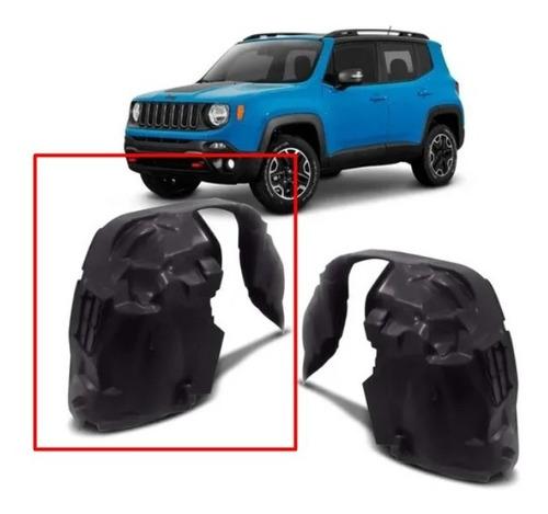 Parabarro Traseiro Lado Direito Jeep Renegade Original Usado