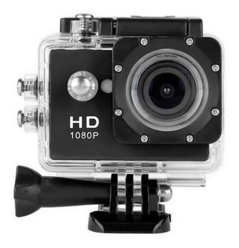 Câmera Filmadora Go Sports Full Hd Dv 1080p À Prova D'agua