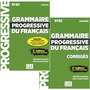 Grammaire Progressive Avancé Com Corriges (gabaritos) E Cd