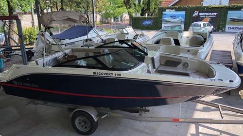 Lancha Bermuda Discovery 190