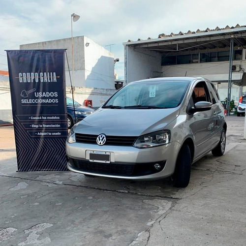 Volkswagen Fox 1.6 3p