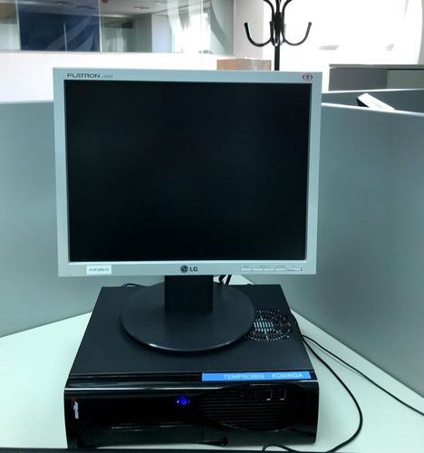 Pc Computadoras Amd Sempron 2650 2gb Ram 500gb Usadas