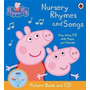 Peppa Pig Nursery Rhymes And Songs Picture Book And Cd