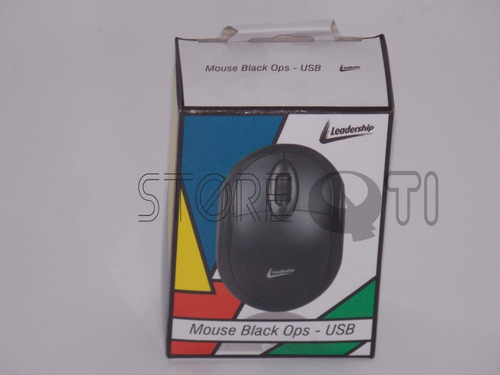 Mouse Black Ops Usb