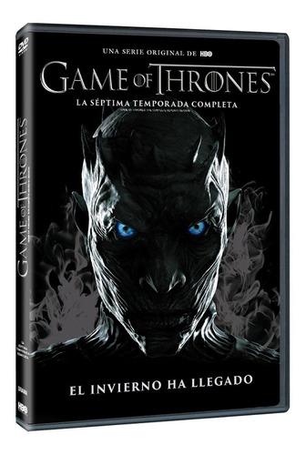 Game Of Thrones - Serie Completa - 8 Temporadas Dvd