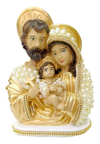 Sagrada Família Pérola Altamente Detalhada