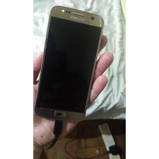Samsung Galaxy S7 Edge Con Detalles (se Cayó)