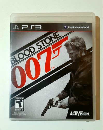 Blood Stone 007 Ps3 Lenny Star Games