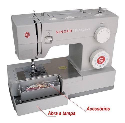 Máquina De Costura Singer Facilita Pro 4423  A Melhor